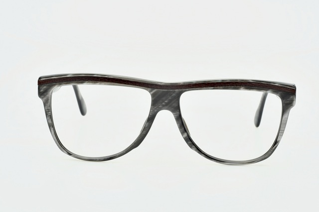 exciting mens vintage eyeglasses in pearly silver by