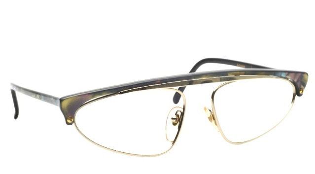 Optical Glasses Numbers : Extravagant Combi Eyeglasses in Pearly Pastel Golden by ...