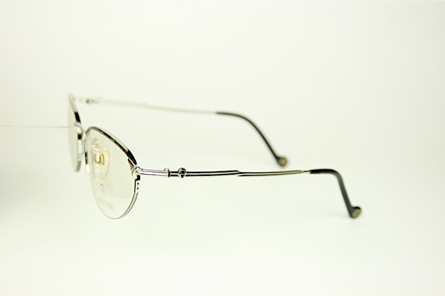 Eyeglasses Frame Made In Germany : Half rim womens eyeglasses by AIGNER, Frame Germany B3 eBay
